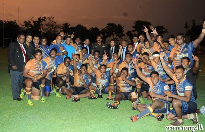 பாதுகாப்பு சேவைக்கான 2018 ஆம் ஆண்டு இடம்பெற்ற ரக்பி போட்டிகள்