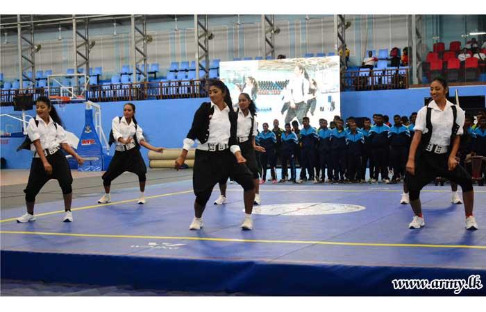Inter Regiment Wushu Championship Goes to SLSR & SLSC