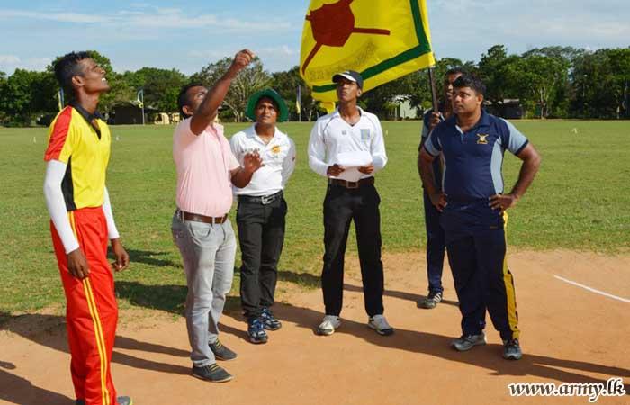 24 Division Wins Inter Division Cricket Tournament