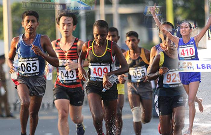 Army Marathon Runners Do Well in 'Colombo Marathon'