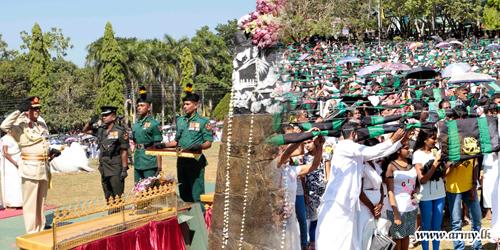 Memories of Fallen 'Sinha' War Heroes Recalled