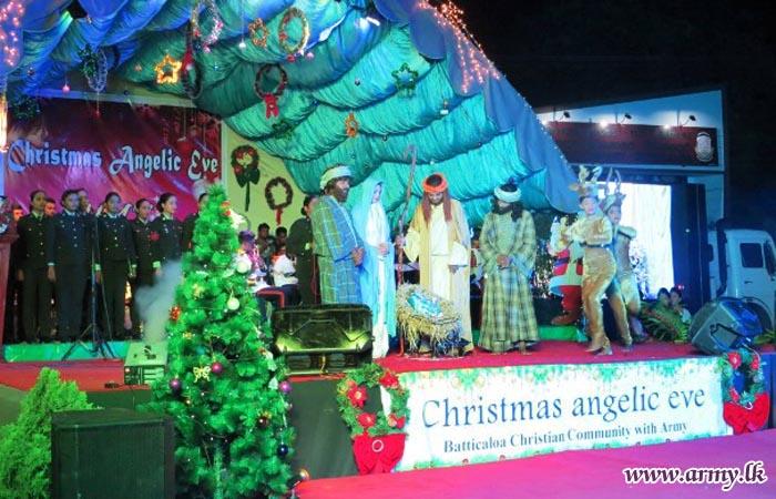 Batticaloa's 'Christmas Angelic Eve - 2017' Draws Huge Crowds