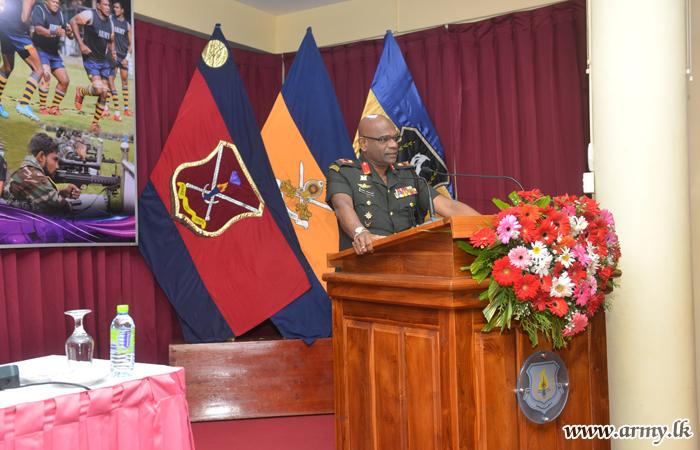 OCDC Buttala Annual Seminar Educates Middle Grade Officers
