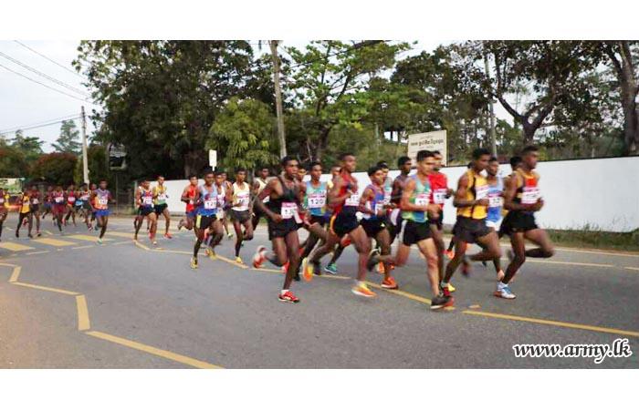 53 ஆவது இராணுவ வீதி ஓட்டப் போட்டிகள் 2018 ஆம் ஆண்டு ஹிக்கடுவையில் முடிவு