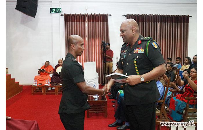 Army Officer's Expedition for Search of Vanni Heritage Produces 'Vavuniyawe Pura Vidya Urumaya'