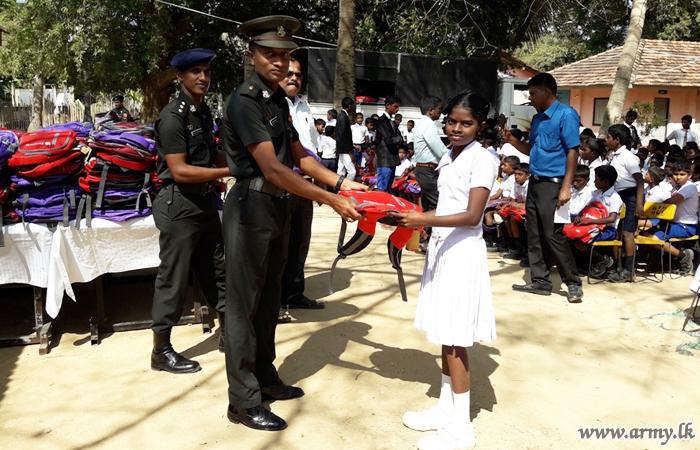 More Donations, More Community Projects Help Kilinochchi Civilians