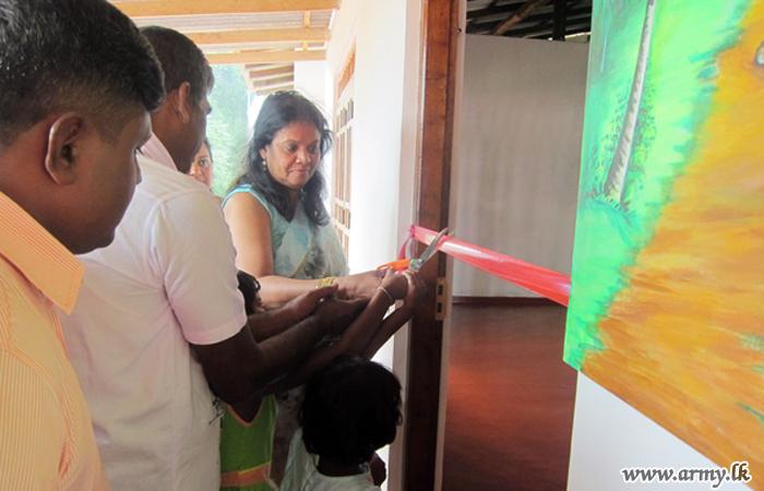 SLAC & Its Seva Vanitha Ladies Put Up New House