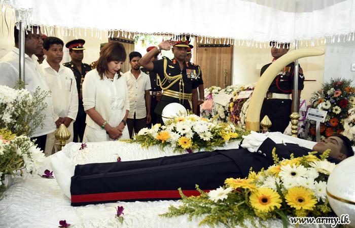 Nation Bids Farewell to Fearless Two Sri Lankan Peacekeepers