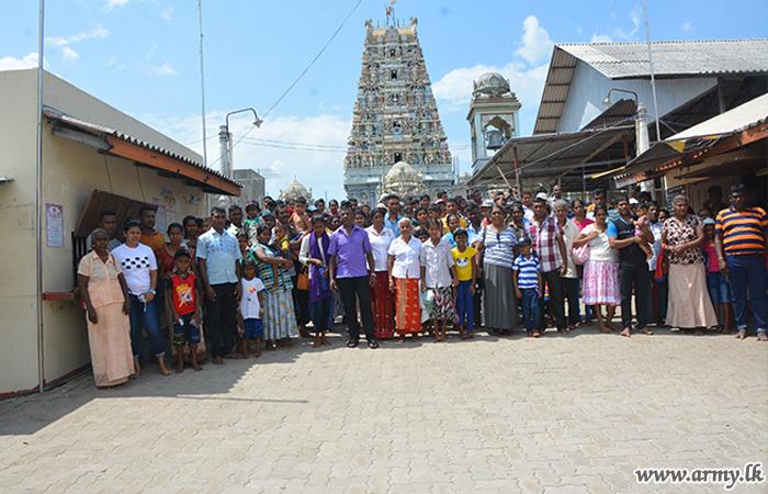 Third Annual Trip of 56 Division Goes to Anuradhapura & Mannar