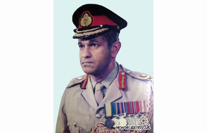 Major General C. A.M.N Silva (retd) of SLLI Passes away