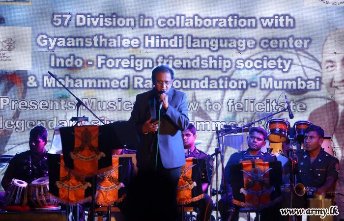 Old Hits of 'Mohammed Rafi' Resonate in Kilinochchi