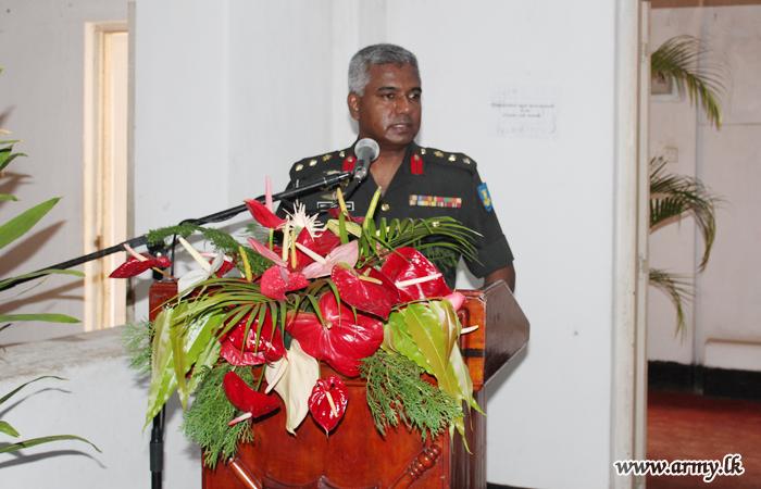 New 221 Brigade Commander Assumes Office
