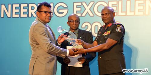 இராணுவ தளபதியின் பங்களிப்புடன் BMICHஇல் இடம்பெற்ற 'பொறியியல் சிறப்பு விருதுகள்' நிகழ்வு