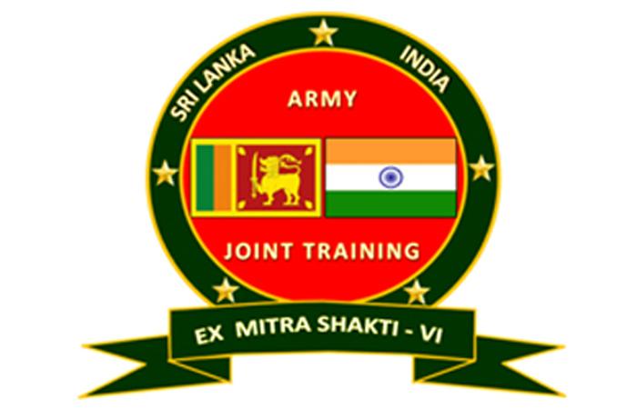 'Exercise Mitra Shakthi - VI' Begins in Diyatalawa