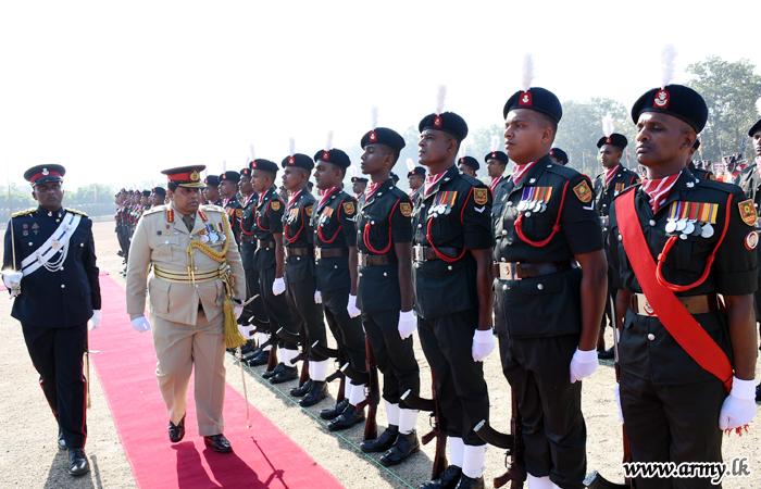 Major General Ralf Nugera Relinquishes Duties at SFHQ-KLN