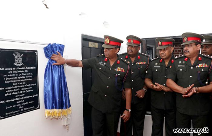 New SLAGSC Accommodation Units in Kuttigala Opened