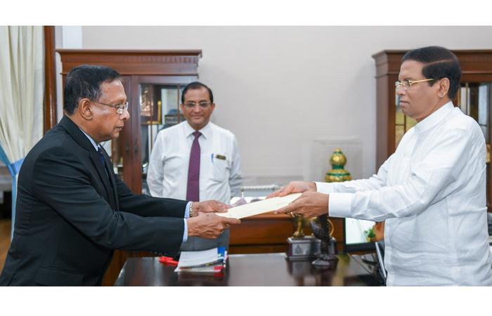 Gen (Retd) Shantha Kottegoda Appointed New Secretary Defence