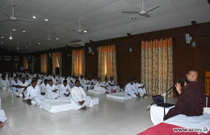 Mind Healing Exercise Goes to SFHQ-Mullaittivu