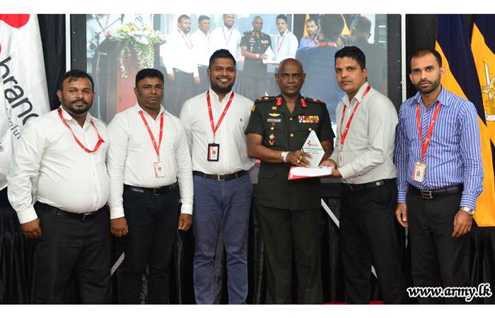 Commander Inspires & Motivates 'Brandix' Employees