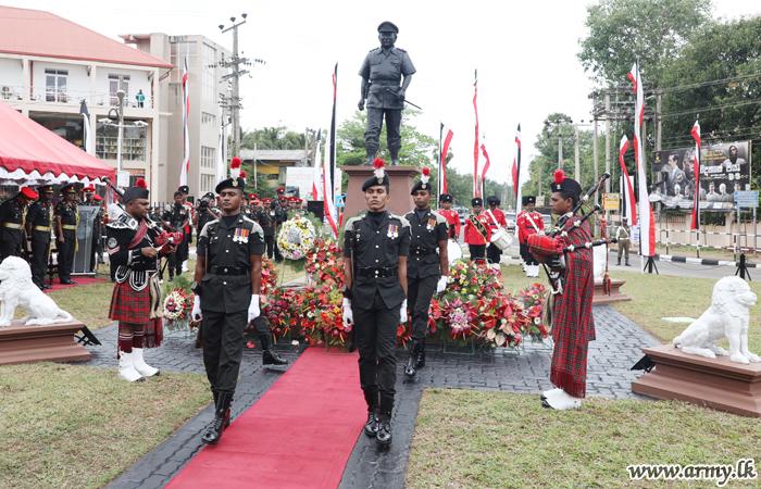 Elaborate Commemorations at Anuradhapura & Jaffna Pay Tribute to Legendary War Heroes
