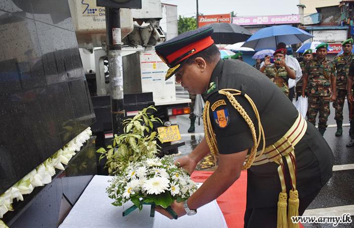 Maj Gen Vijaya Wimalarathne's Memories Recalled