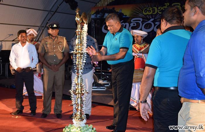 தம்புள்ளையில் இடம்பெற்ற 'ரணவிரு உதானய' 2019 நிகழ்ச்சி