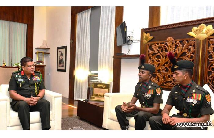 Commander Commends Selfless Arasapurakulam Good Samaritans