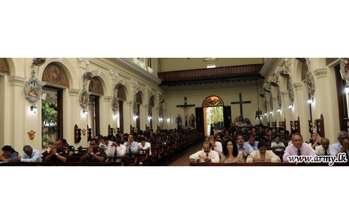Special Prayers Organized at St Mary's Church