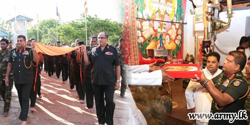 கிரிவெஹர மற்றும்  கதிர்காமத்தில் இடம்பெற்ற  இராணுவ நினைவு தின நிகழ்வுகள்