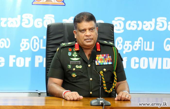 Public Urged to be at Home During Vesak Season - Head of NOCPCO