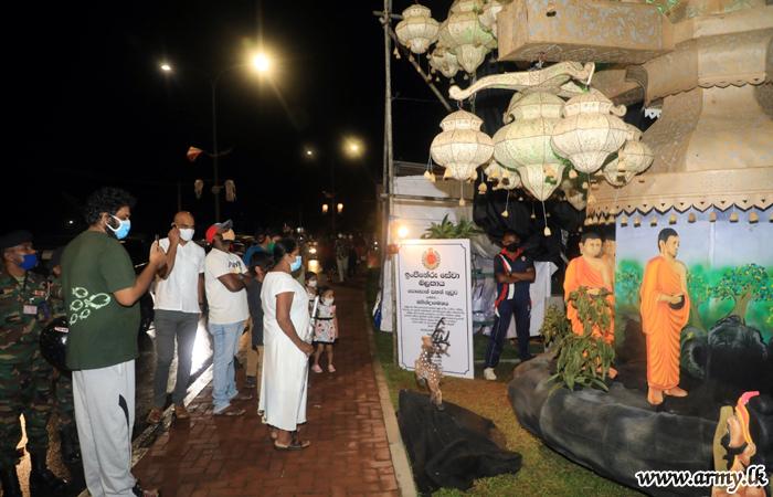 பொசன் தினத்தை முன்னிட்டு 'அமிசா' பூஜை நிகழ்வுகள்