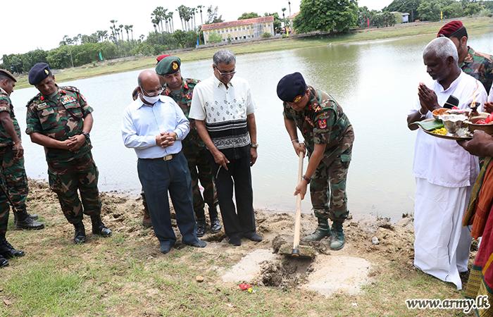 'Uppu Vajal' Agrarian Tank at Vadukkoddai Receives New Breath of Life