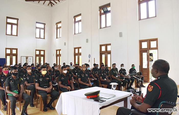 Caretakers at Army Wellness Resorts Refresh Knowledge on Rehabilitation Procedures