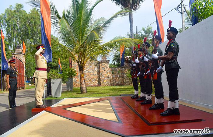 231 Brigade's New Commander Assumes Office