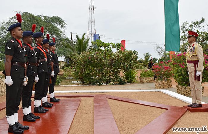 541 Brigade Headquarters at Kalliyadi Marks its 10th Birthday