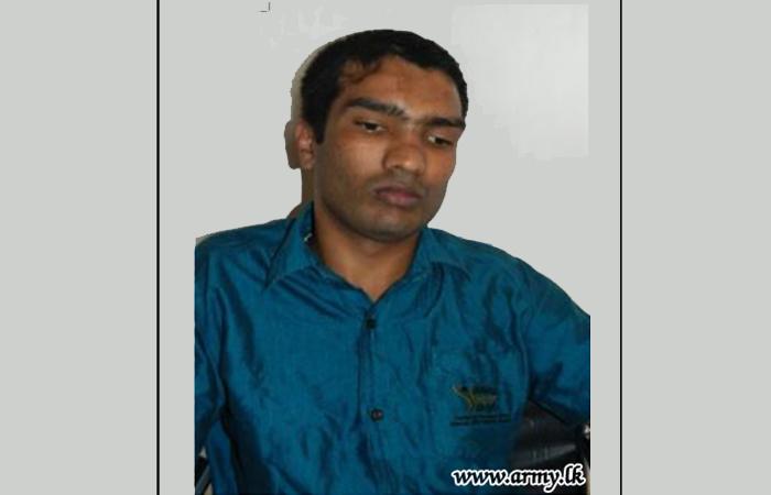 மிஹிந்து செத் மெதுர விடுதியில்  காலஞ்சென்ற படை வீரர்