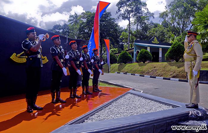Gunners Bid Farewell to Retiring Major General Ruwan Wanigasooriya