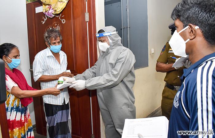 'Meth Sanda Sewana' Residents in Quarantine to Use Herbal Medicine against COVID-19