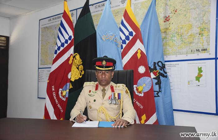 Airmobile Brigade's New Brigade Commander Assumes Office