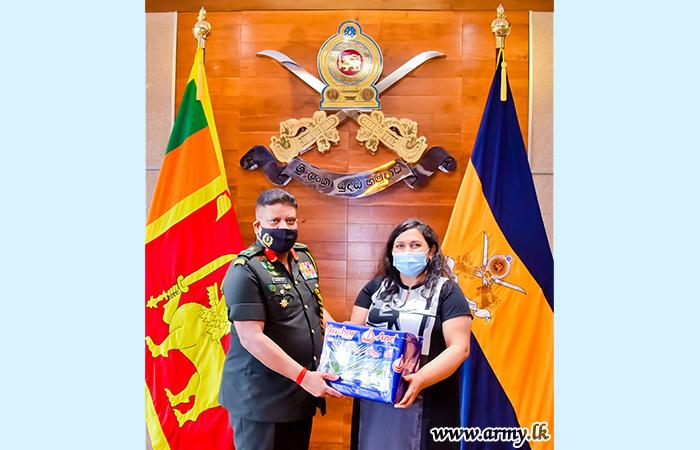 Fonterra Appreciates Troops' COVID-19 Roles & Gifts Milk Packets