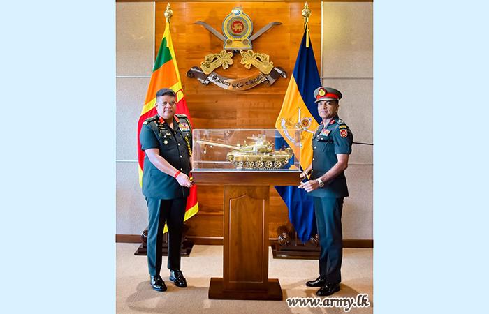 Major General Prathap Thilakerathne's Services Hailed