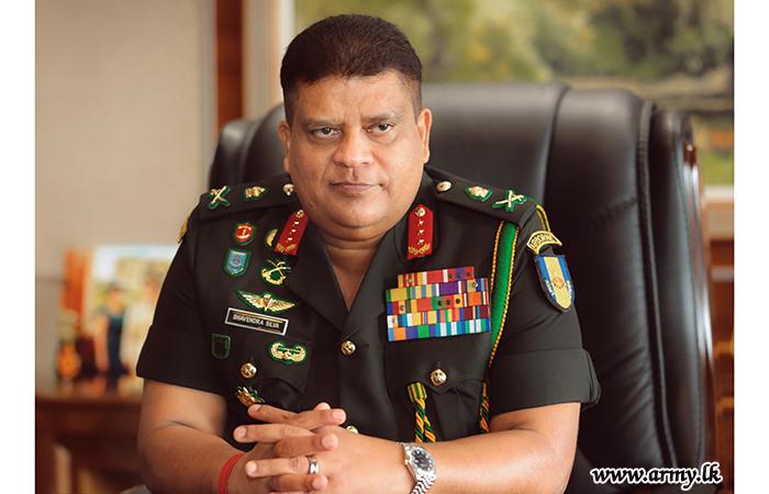 Commander Joins SLMA's Online Educative Programme on Communicative Skills