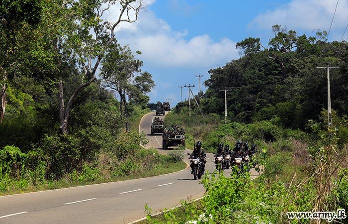 'Harmattan-3' Concludes 4th Phase at Kandakadu