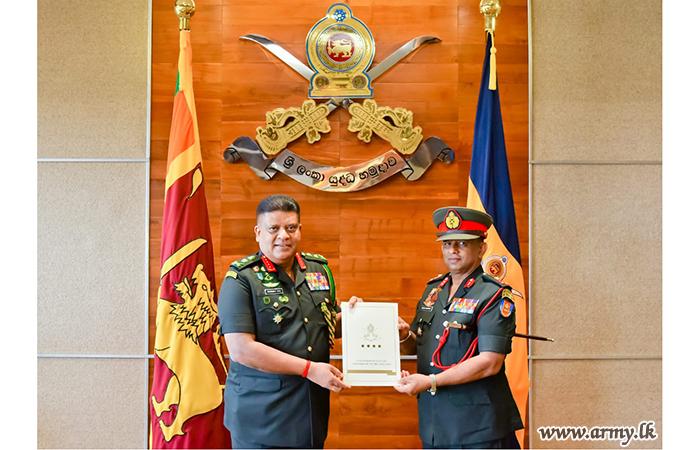 Retiring Major General Kithsiri Ekanayake's Dedication to the Army Appreciated
