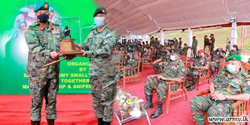 Cream of Army Rifle Shooters Awarded at Diyatalawa MSTS