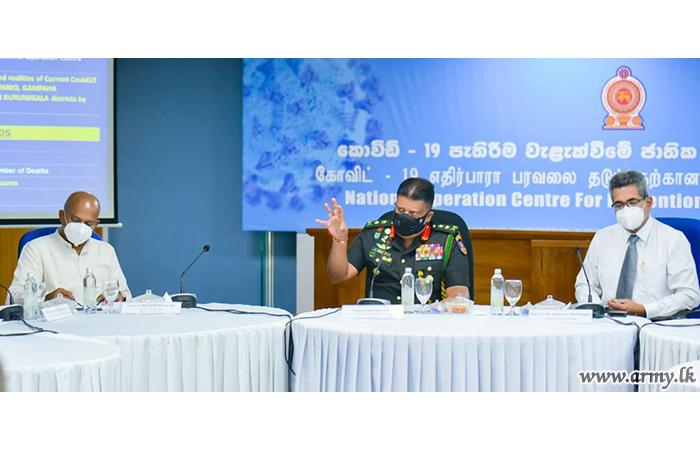 NOCPCO Meeting on COVID-19 Status Quo Listens to Regional Heads