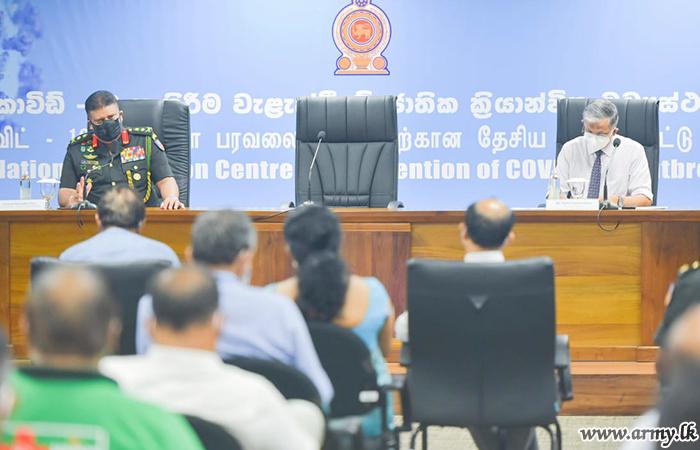 Head, NOCPCO Announces Emergency Travel Restrictions & Preparedness