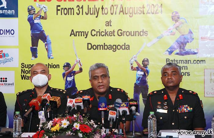 Commander's League T20 Cricket Set to Kick Off