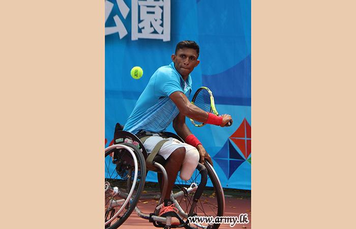 பரா ஒலிம்பிக் - 2021  போட்டிகளில் பங்குபற்றும் மாற்று திறனாளி இராணுவ வீரர்கள்
