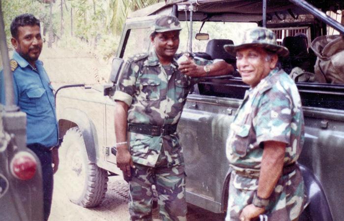 Iconic War Veteran Denzil Kobbekaduwa's 29th Death Anniversary Falls Today (8)